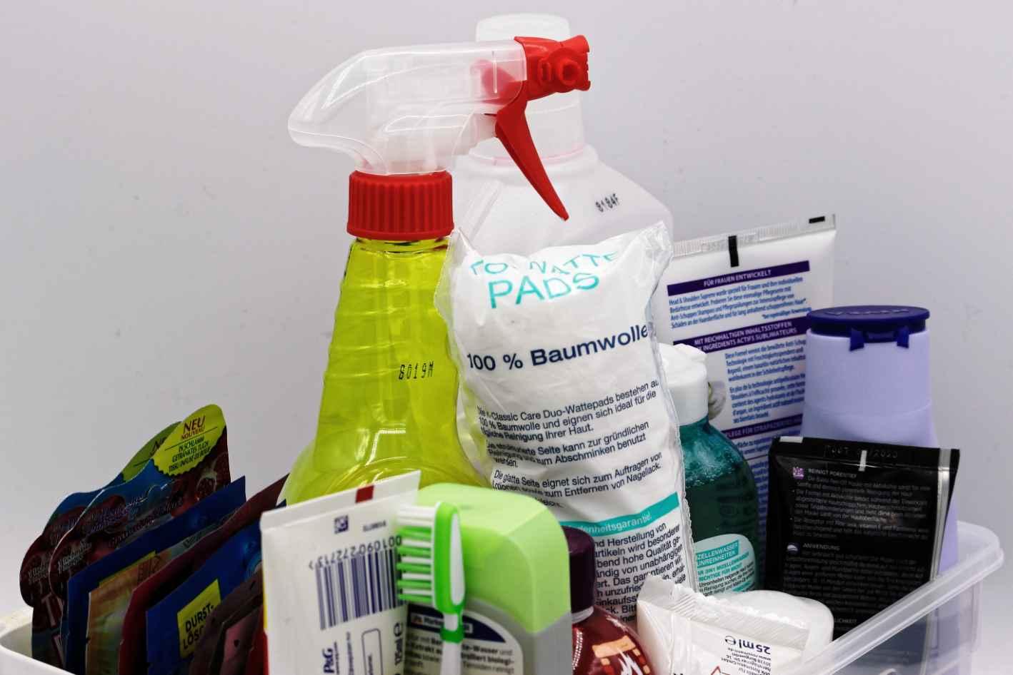 Projekt: Zero Waste Badezimmer