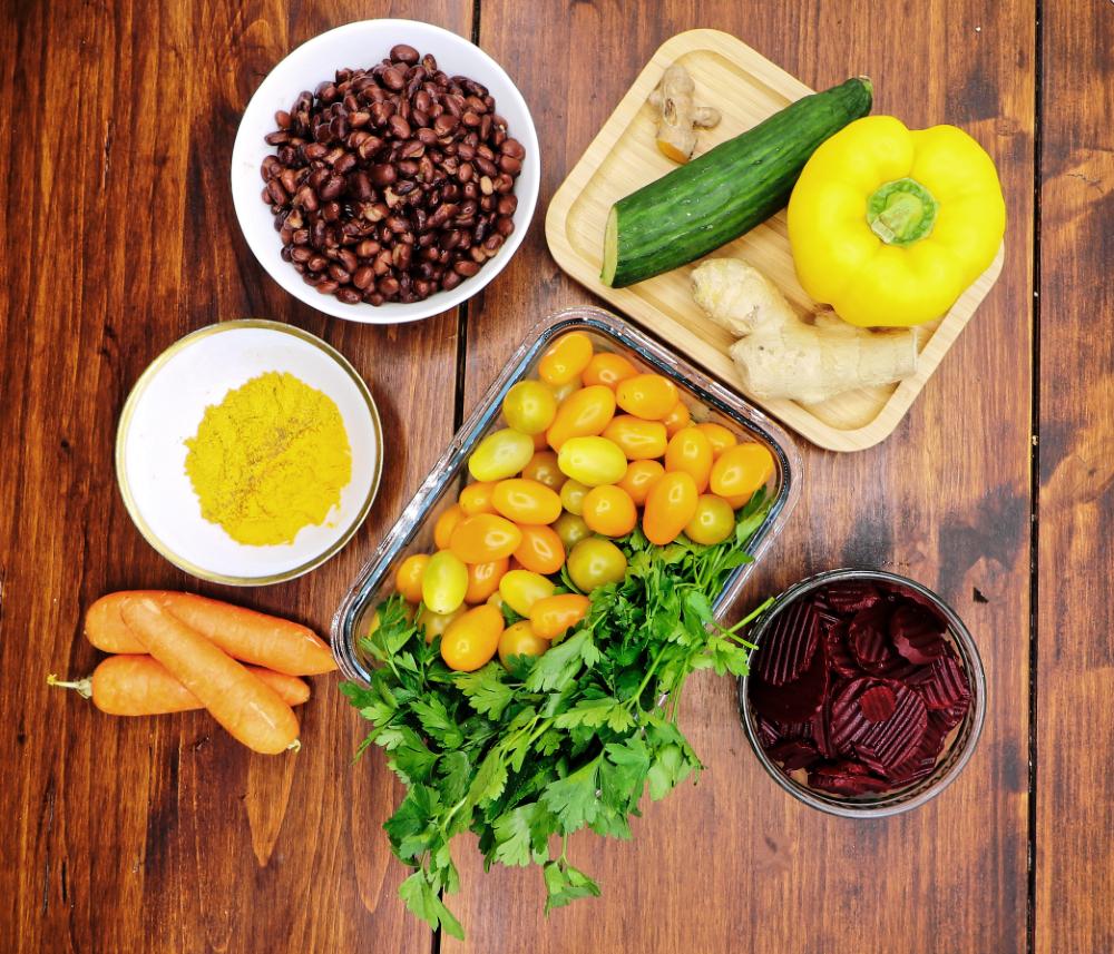 nachhaltig Essen - Zutaten für ein nachhaltiges Rezept