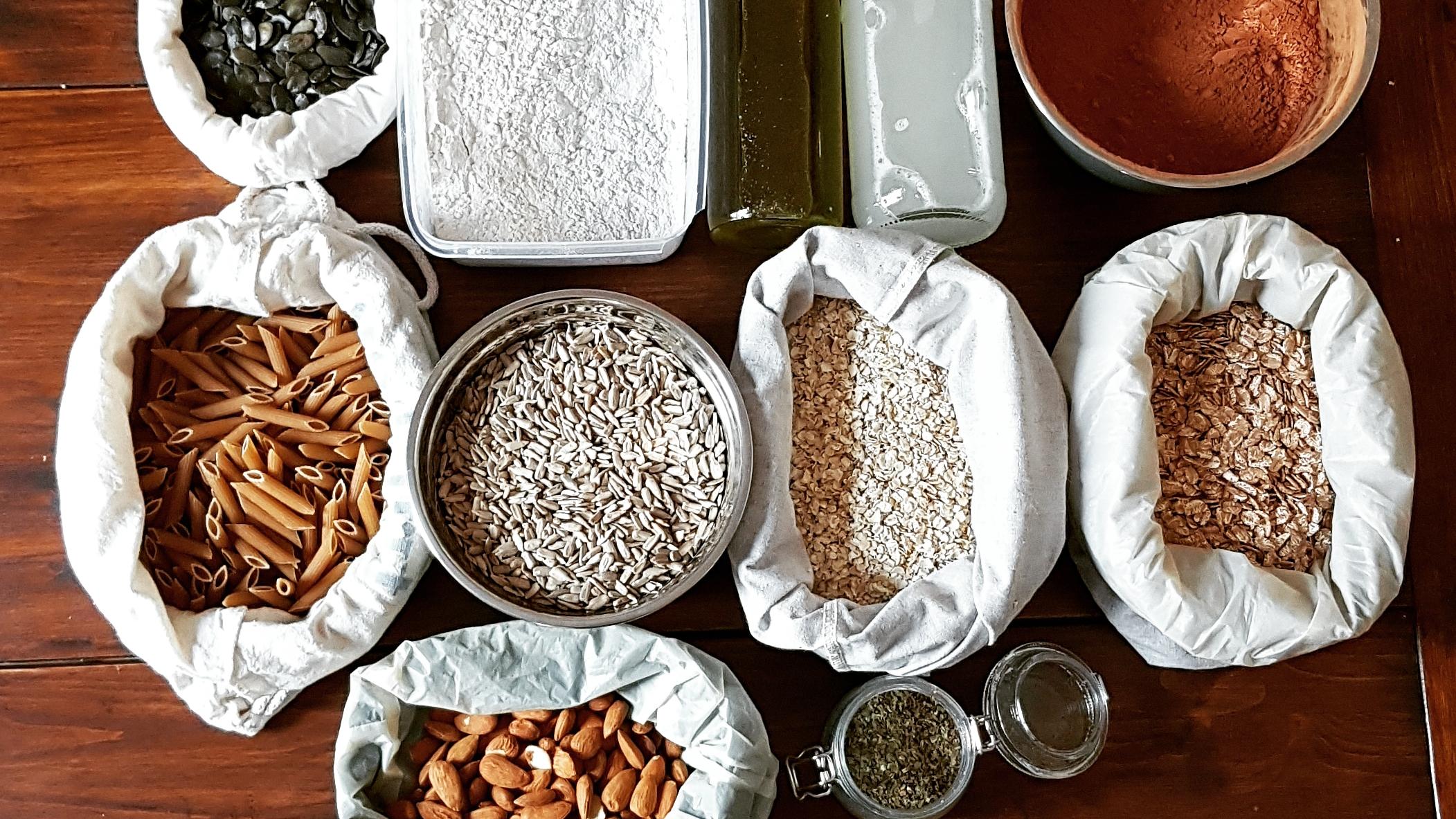 Projekt: Zero Waste Küche