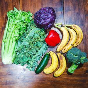 Gemüse und Obst unverpackt einkaufen und auch mal das kaufen, das nicht mehr perfekt aussieht