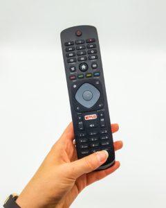 Fernbedienung, Kein Fernsehen Challenge