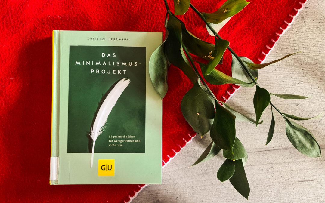 Buchempfehlung Minimalismus